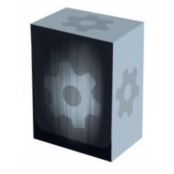 Legion Deckbox - Super Iconic - Gear - 57mm/100 cards (кутия за MTG размер карти)