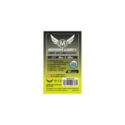 Протектори за карти 70x120мм Mayday Premium Tarot Large Card Sleeves (75 броя, прозрачни, плътни) в Tarot Size (70x120 мм)