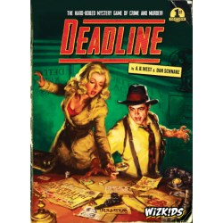 Deadline (2017) - настолна игра