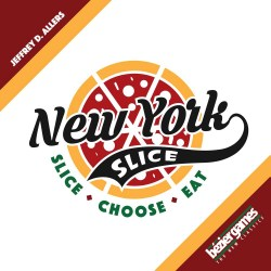 New York Slice (2017) - настолна игра