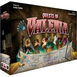 Quests of Valeria (2017) - настолна игра