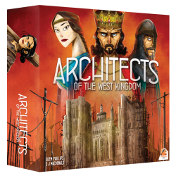 Architects of the West Kingdom (2018) - настолна игра