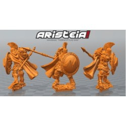 Aristeia! - Maximus 'Thermopylae' Alternative Model in Aristeia!