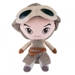 Funko Galactic Collectible Plushies - Star Wars: Rey в Подаръци