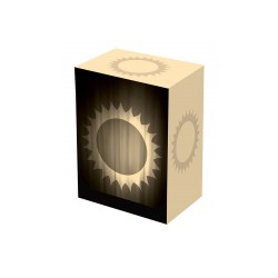 Legion Deckbox - Super Iconic - Sun - 57mm/100 cards (кутия за MTG размер карти)