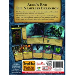 Aeon's End: The Outer Dark Expansion (2017)