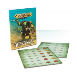 Age of Sigmar Warscroll Cards: Ironjawz