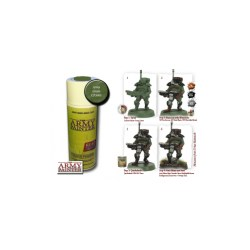 Army Painter - Army Green Colour Primer in Brushes, paints and more