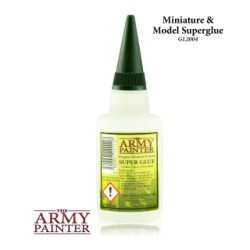 Army Painter Miniature & Model Superglue in Brushes, paints and more