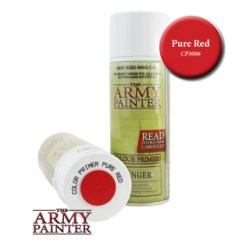Army Painter - Pure Red Colour Primer Spray в Army Painter спрейове