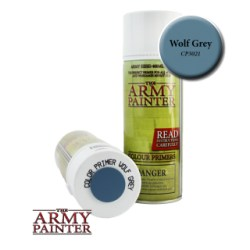 Army Painter - Wolf Grey Colour Primer in Brushes, paints and more