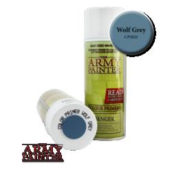 Army Painter - Wolf Grey Colour Primer Spray в Четки, бои и аксесоари
