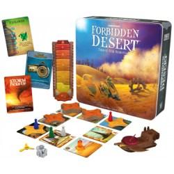 Forbidden Desert (2013) - кооперативна настолна игра