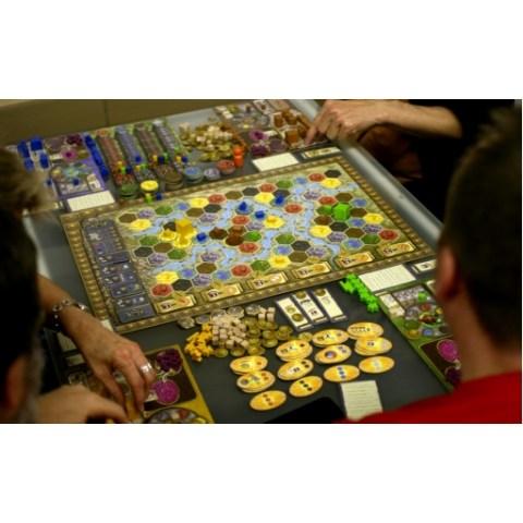 Terra Mystica (2012) - стратегическа настолна игра