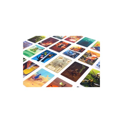 Dixit: 10th Anniversary Edition Expansion (Dixit 9, 2018) Board Game
