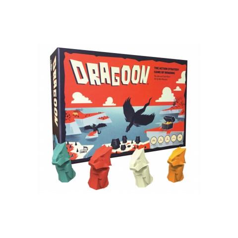 Dragoon ‐ English fourth edition (Standard Edition) (2018)  - настолна игра