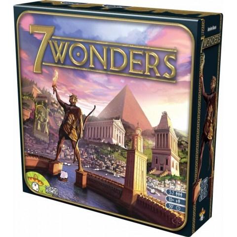 7 Wonders (2010) - настолна игра