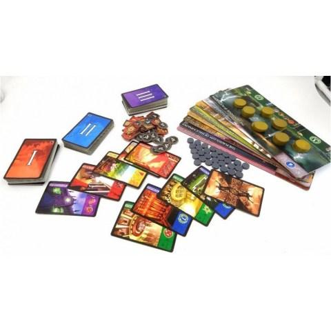7 Wonders (2010) Board Game
