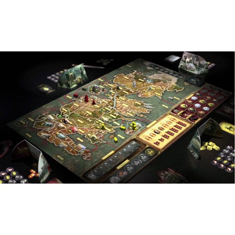 A Game of Thrones: The Board Game (Second Edition) (2011) Board Game
