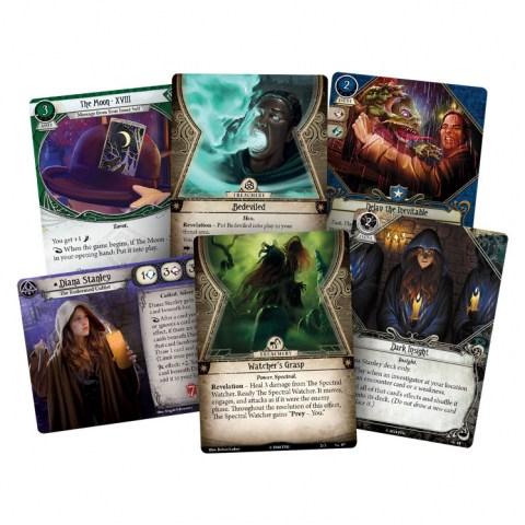 Arkham Horror: The Card Game - The Circle Undone Deluxe Expansion (2019) - разширение за настолна игра