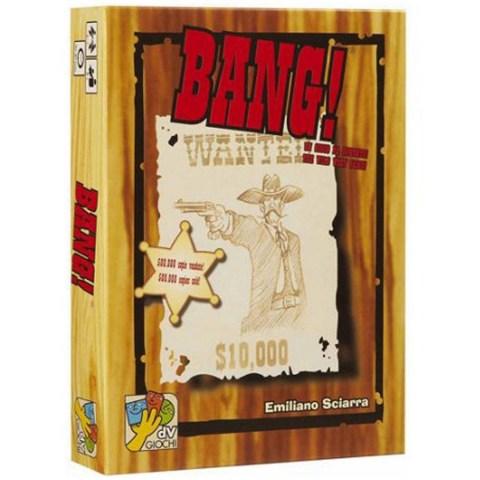 Bang! 4th Edition - парти настолна игра с карти