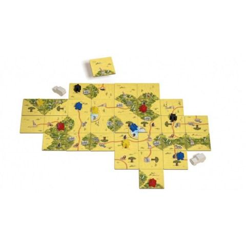 Carcassonne: Safari (2018) - настолна игра