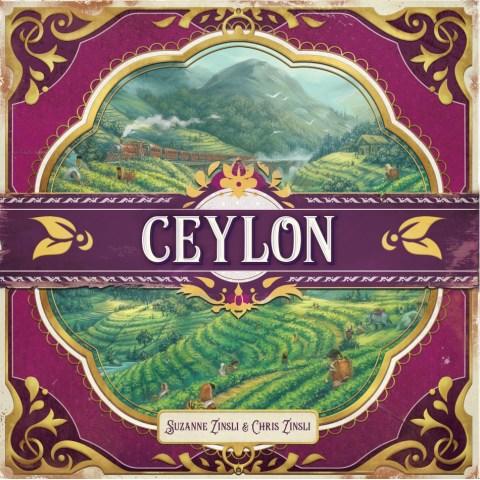 Ceylon (2018) - настолна игра