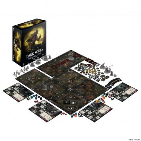 Dark Souls: The Board Game (2017) - кооперативна настолна игра