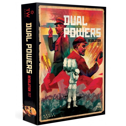 Dual Powers: Revolution 1917 (2018) Board Game