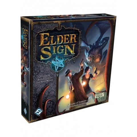 Elder Sign (Revised Printing) - кооперативна настолна игра
