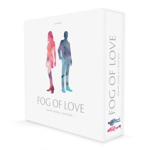 Fog of Love (2017) - настолна игра