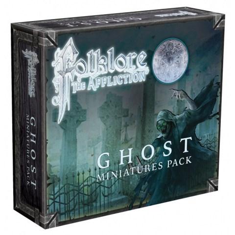Folklore: The Affliction – Ghost Miniature Pack (2017) - разширение за настолна игра