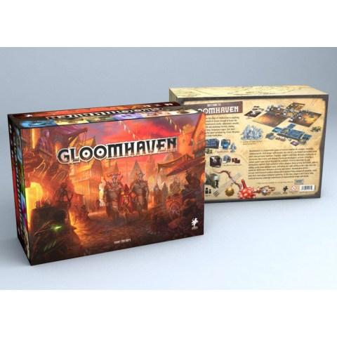 Gloomhaven (2020 Reprint) - настолна игра