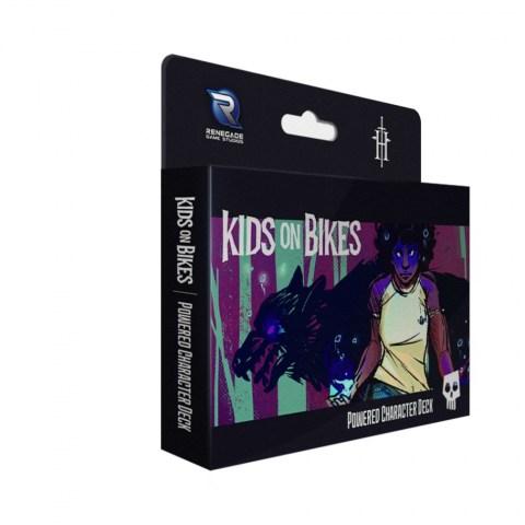 Kids On Bikes RPG: Powered Character Deck в D&D и други RPG / Други RPG