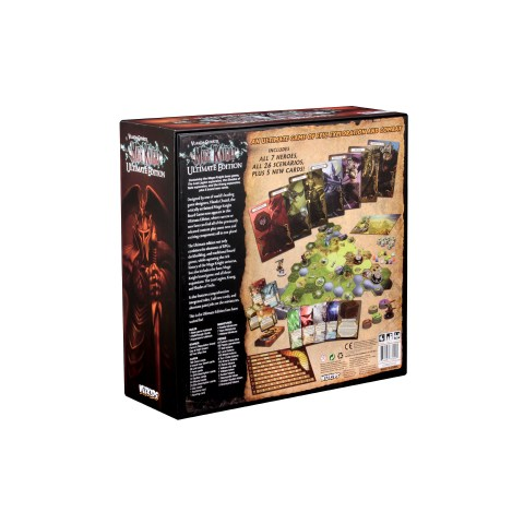 Mage Knight: Ultimate Edition (2018) Board Game
