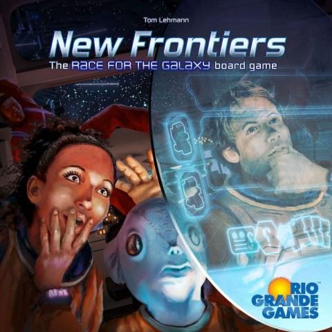 New Frontiers (2018) - настолна игра
