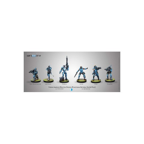 Panoceania Starter Pack: Varuna Immediate Reaction Division