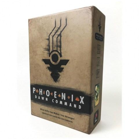 Phoenix: Dawn Command (2016) - ролева игра