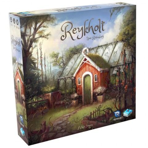Reykholt (2018) Board Game