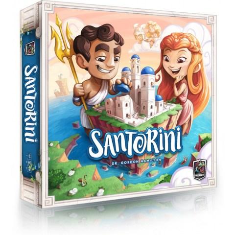 Santorini (Spin Master Edition, 2017) - настолна игра