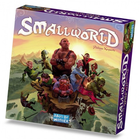 Small World (English edition 2019) Board Game