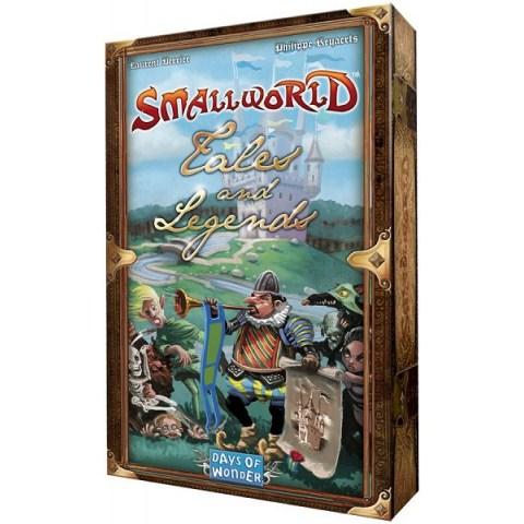 Small World: Tales and Legends - разширение за настолна игра Small World