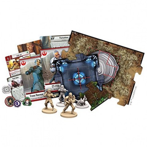 Star Wars: Imperial Assault - Tyrants of Lothal Board Game