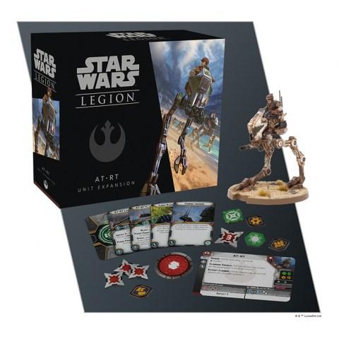 Star Wars: Legion - AT-RT Unit Expansion in Star Wars: Legion Miniatures Game