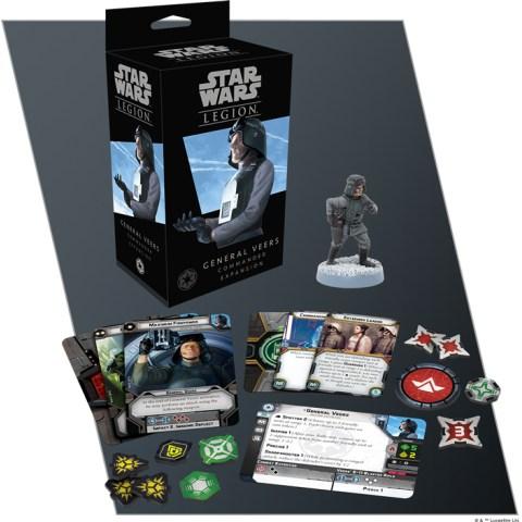 Star Wars: Legion – General Veers Commander Expansion (2018)
