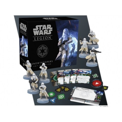 Star Wars: Legion – Snowtroopers Unit Expansion (2018)