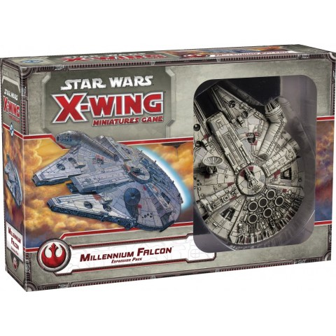 Star Wars: X-Wing Miniatures Game – Millennium Falcon Expansion Pack (2013)