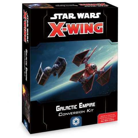 Star Wars: X-Wing (Second Edition) Galactic Empire Conversion Kit в Star Wars: X-Wing