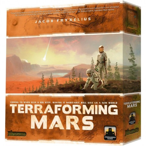Terraforming Mars (2016) Board Game