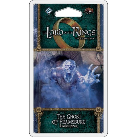 The Lord of the Rings LCG: Ered Mithrin Cycle - The Ghost of Framsburg Adventure Pack